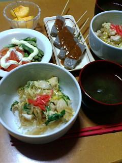 20090924親子丼